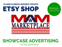 I Pledge To Not Shop On Thanksgiving The Mam Marketplace